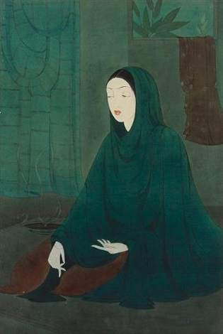 muraqabat e husn guarded beauty by abdur rahman chughtai