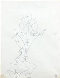 jeune dandy by jean cocteau