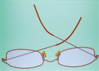 lindberg air titanium by michael craig-martin