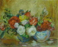 roses by florence engelbach