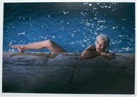 marilyn monroe in something's got to give - 2 by lawrence schiller