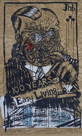 art in a state of siege by william kentridge