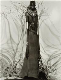 africa i, kenya. mali. senegal (15 works) by elisabeth sunday