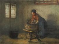 le lavoir by jacobs (jakob) smits