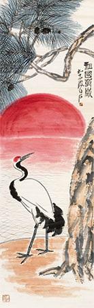 祖国万岁 by qi baishi