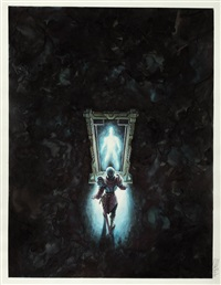 les âmes d'hélios (cover; tome 4) by roberto ricci
