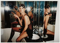 kate moss, london by mario testino