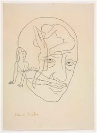 what men have on their minds by francis picabia