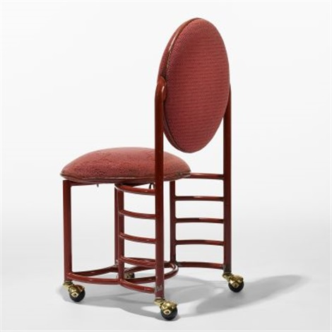 Chair From The Johnson Wax Building, Racine, Wisconsin By Frank Lloyd Wright