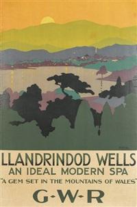 llandrindod wells by george ayling