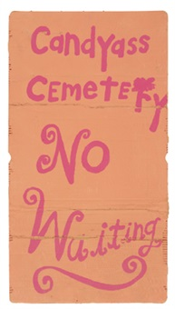 candyass cemetery by cary s. leibowitz (candyass)