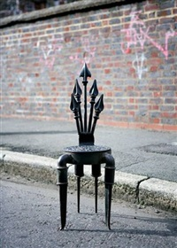 victorian chair by tom dixon