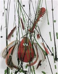 colère de mandoline by arman