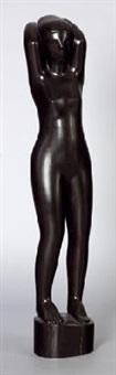 desnudo femenino by eduardo gregorio