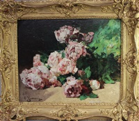 jetée de fleurs by georges jeannin