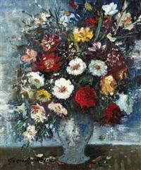 bouquet de fleurs by merio ameglio