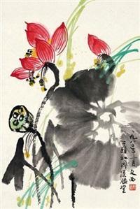 花 by liu wenxi