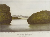 seat of the late mr. cramond on the schuylkill us by j.j. nevins