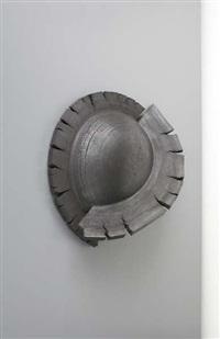 wall-mounted sculptural form by akiyama yo