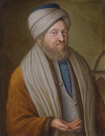 abraham of lontesano rabbi of constantinople by friedrich wilhelm güte