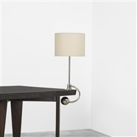 counterbalance table lamp by william lescaze