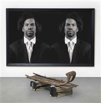 the new negro escapist social and athletic club (emmett) by rashid johnson