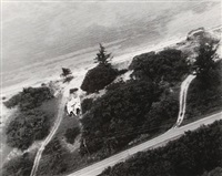 aerial view of teignmouth electron, cayman brac 16th sept. 1998 by tacita dean
