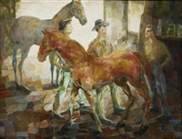 the stablemates by george bernard duncan