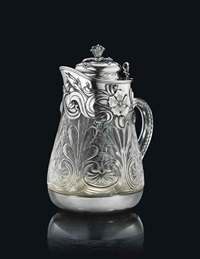 pitcher by fabergé (co.)
