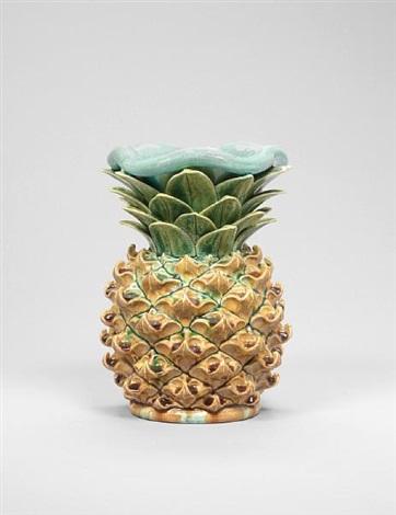 Pineapple Vase By Kate Malone On Artnet