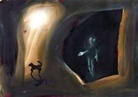 höhlenbewohner 10 by thomas lange