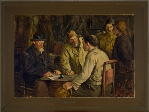 dividing the shares by abbott fuller graves