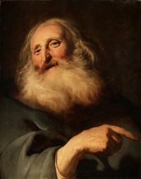 older man with beard by jacob adriaensz de backer