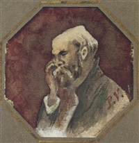 autoportrait by paul verlaine