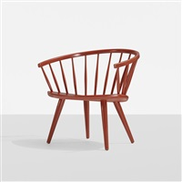 arka chair by yngve ekstrom