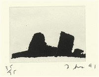 2 (from videy afangar series) by richard serra