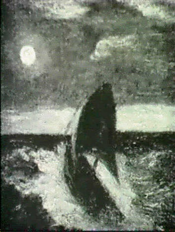 moonlight sail by albert pinkham ryder