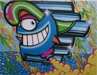 elvis rocket by pez