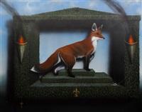 fox by graeme k. townsend