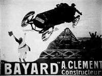Bayard A. Clement: Constructeur, 1908