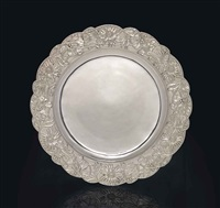 tray by fabergé (co.)
