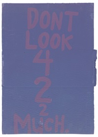 don't look 422 much by cary s. leibowitz (candyass)