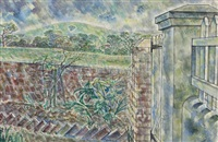 wolstonbury over the wall by norman clark