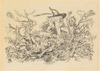 rip van winkle by everett shinn