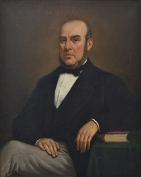 portrait of a gentleman by charles demory