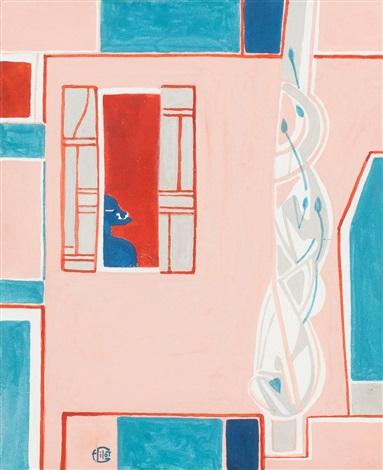 figur i fönster by françoise gilot