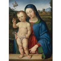 madonna and child by andrea di aloigi di apollonio da assisi