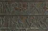the parthenon frieze by john henning the elder