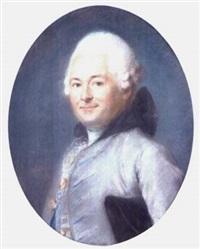 portrait du comte de saint cricq by simon-bernard lenoir