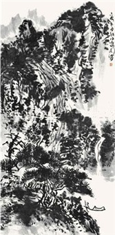 山水 by ma xiyuan